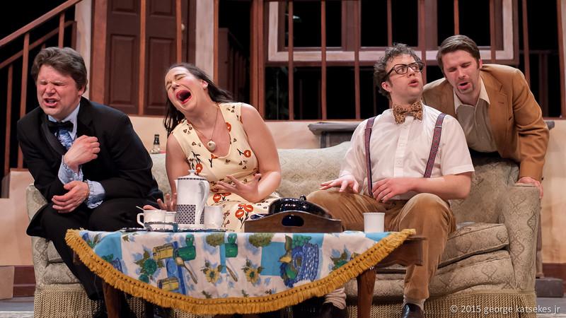 The Nerd Sunset Playhouse