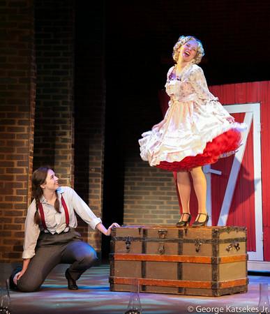 Gypsy Sunset Playhouse