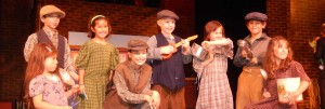 Actletes at Sunset Playhouse