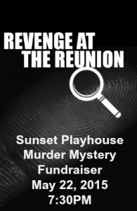 Revenge at the Reunion - Murder Mystery Fundraiser