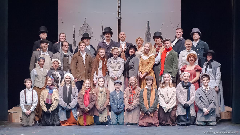 A Christmas Carol Cast.A Christmas Carol Sunset Playhouse