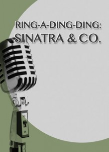 Ring A Ding Ding: Sinatra & Co. at Sunset Playhouse