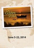 On Golder Pond at Sunset Playhouse