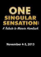One Singular Sensation