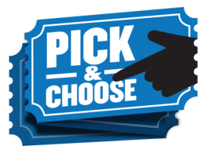 Pick & Choose by Sunset Playhouse