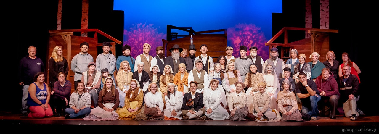 Fiddler On The Roof Cast Crew