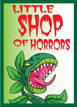 a critique of little shop horrors by charles griffith Writer and director charles b griffith has been responsible for the  cg: [little  shop of horrors actor] jonathan haze took a stack of my scripts.