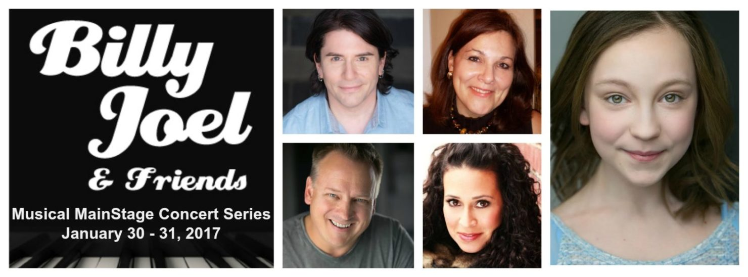 Billy joel friends meet the cast sunset playhouse billy joel friends will be performed january 30 31st in our furlan auditorium this musical mainstage concert will be a celebration of m4hsunfo
