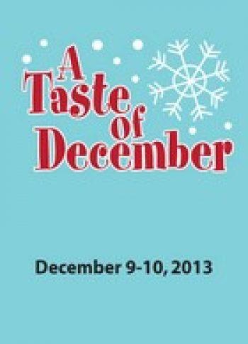 A Taste Of December