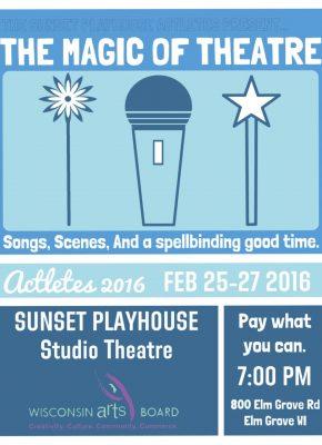 Actletes - Magic of Theatre