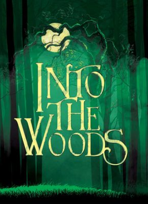 into the woods 298x413
