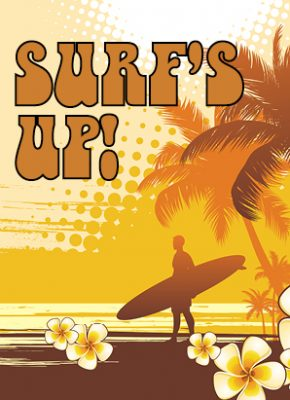 surfs up featured